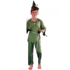 Disfraz Robin Hood verde