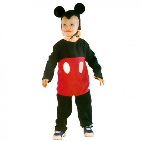 Disfraz Ratón Mickey (3-4 años)