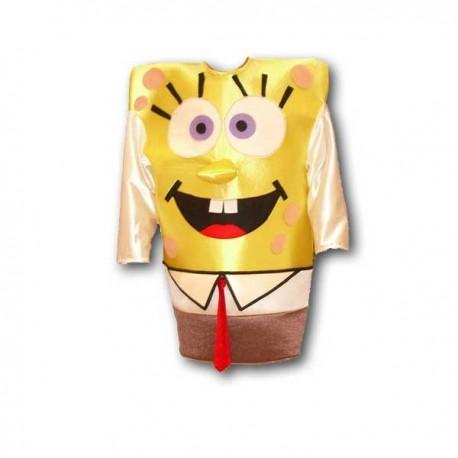 Disfraz Bob esponja