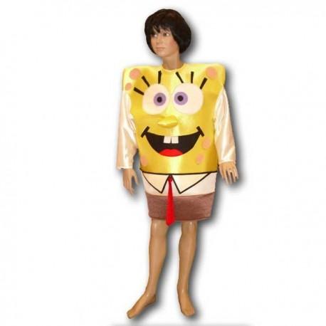 Disfraz Bob esponja (2 años)