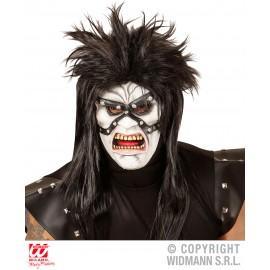 Mascara de Rockero y Ejecutor para Adulto