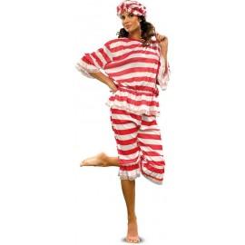 Disfraz Bañista Mujer