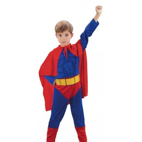 Disfraz Superman S (4-5 años)