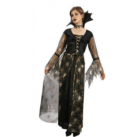 Disfraz mujer arácnida