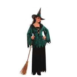 Disfraz de Bruja Hechicera Gótica