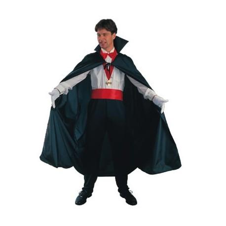Capa Vampiro Negra