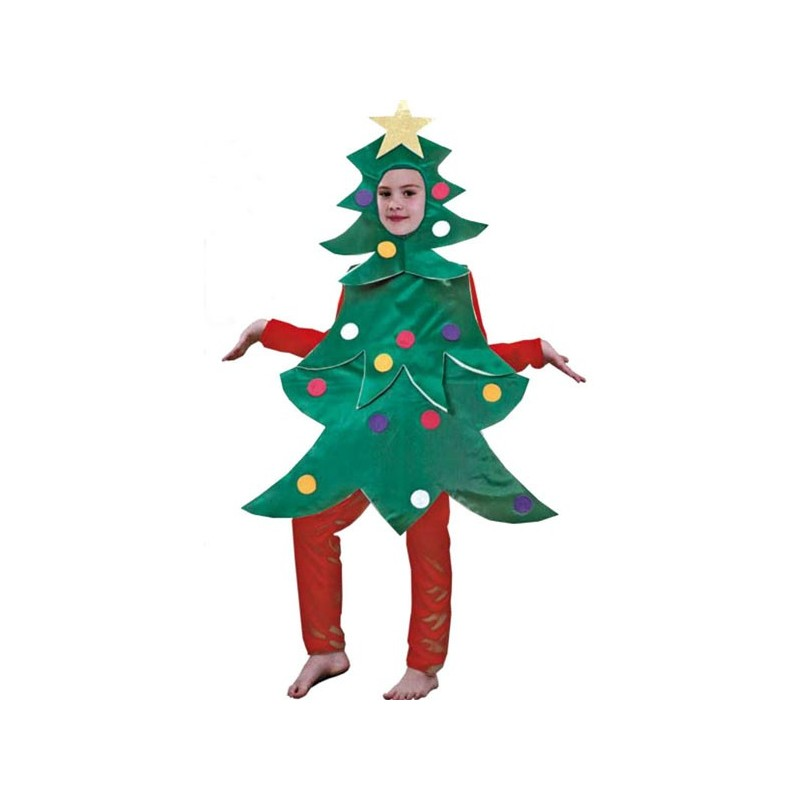 Disfraz arbol navidad disfraces torrente - Disfraces para navidad ninos ...