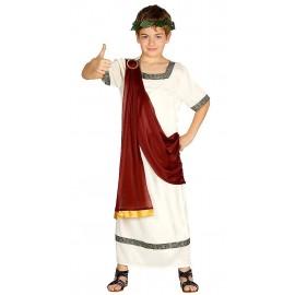 Disfraz de Emperador Romano para Niño.