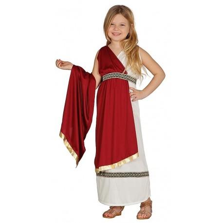 Disfraz de Romana.