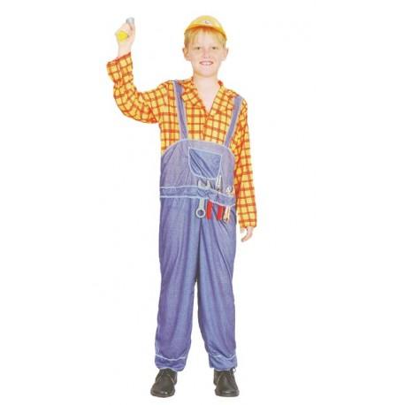 Disfraz Mecanico/Obrero