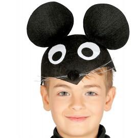 Sombrero Casquete de Ratón.