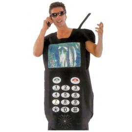 Disfraz Teléfono Movil.