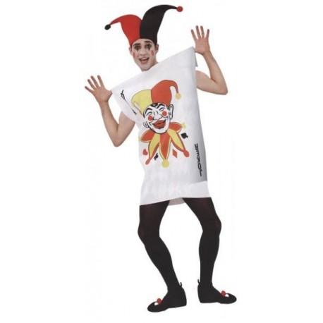 Disfraz Baraja Joker