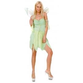 Disfraz de Campanilla mujer