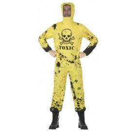 Disfraz Mono de Protección Epidemia Nuclear