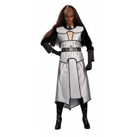 disfraz de klingon star trek la nueva generacin para mujer