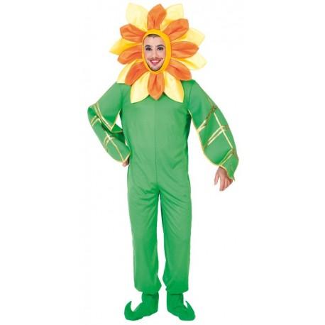 Disfraz flor para niña - Imagui