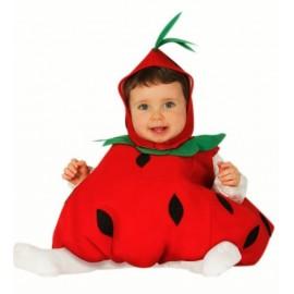 Disfraz de Fresita para Bebes