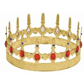 Corona de Rey o Reina Lujo