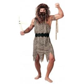 Disfraz de Troglodita Cavernicola Hombre