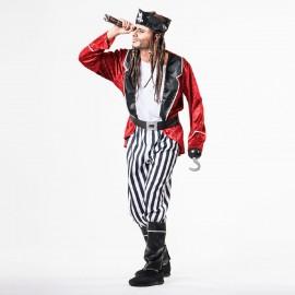 Disfraz de Pirata Bucanero Adulto