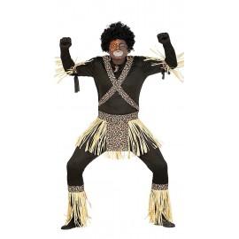 Disfraz de Zulu Africano para Hombre