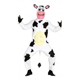 Disfraz de Vaca Lechera para Hombre