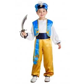 Disfraz de Aladino para niño.