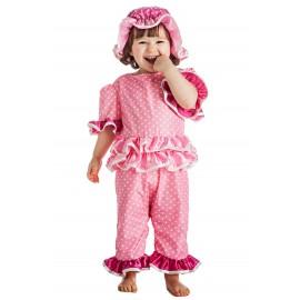 Disfraz de Bañista para niña