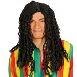Peluca Rastafari, Jamaicano Marley Negra