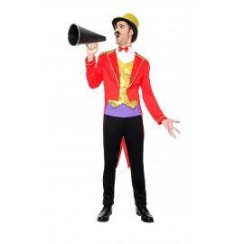 Disfraz de Domador Presentador de Circo
