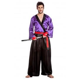 Disfraz de Samurai para Hombre.