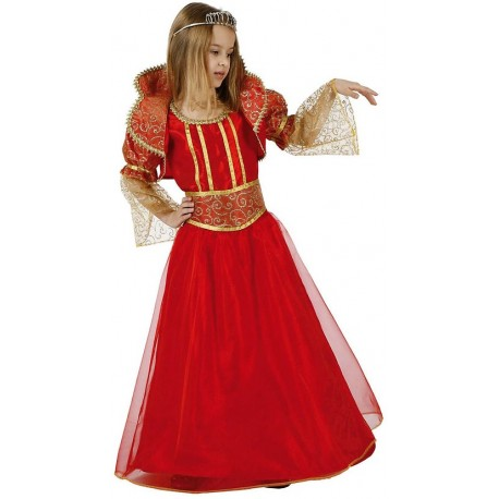Disfraz de Reina o Princesa para Niña