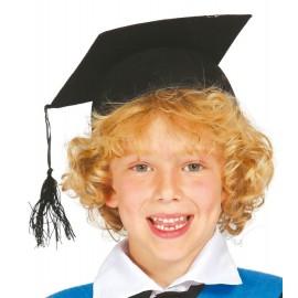 Gorro de Estudiante Birrete Graduación