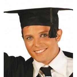 Birrete Graduado Tela