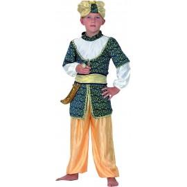 Disfraz de Sultan para niños 13-15 años