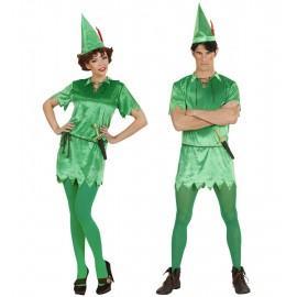 Disfraz de Peter Pan Unisex