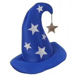 Sombrero de Mago con Estrellas
