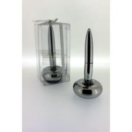 Bolígrafo Cromo Magnético