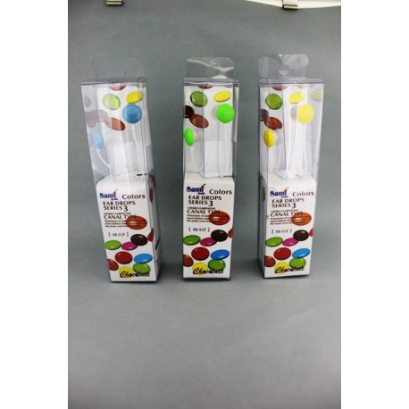 Auriculares Silicona chocolate