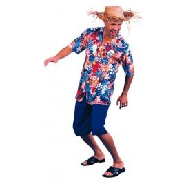 Disfraz de Hawaiano.