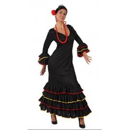 Disfraz de Sevillana.