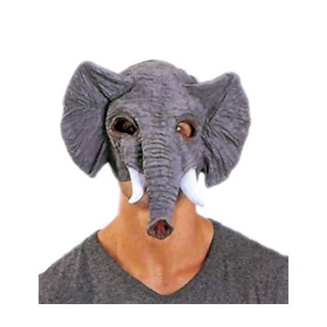 Mascara Elefante Goma