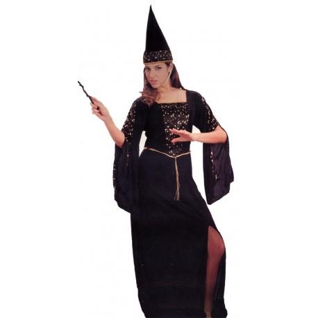 Disfraz Maga Negra