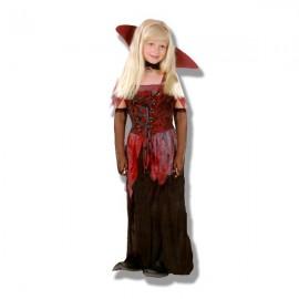 Disfraz Vampiresa Muerte Gótica