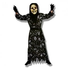 Disfraz Esqueleto Túnica