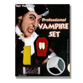 Set Vampiro maquillaje