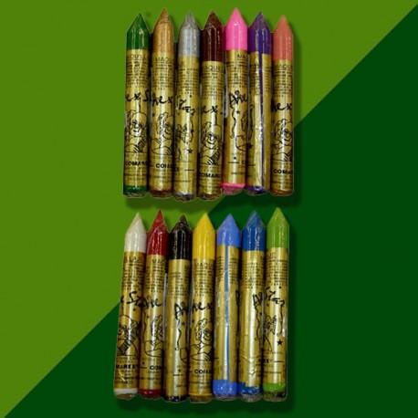Barra Maquillaje Verde