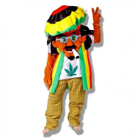 Disfraz Rastafari
