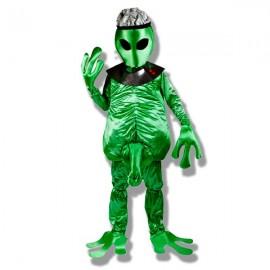 Disfraz Alien Extraterrestre